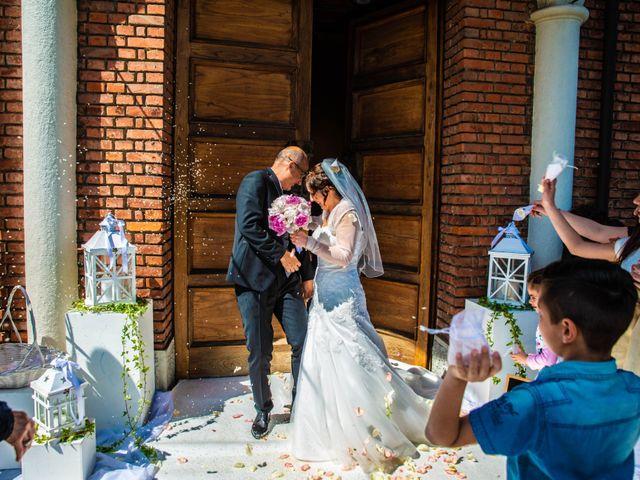 Il matrimonio di Francesco e Romina a Varedo, Monza e Brianza 36