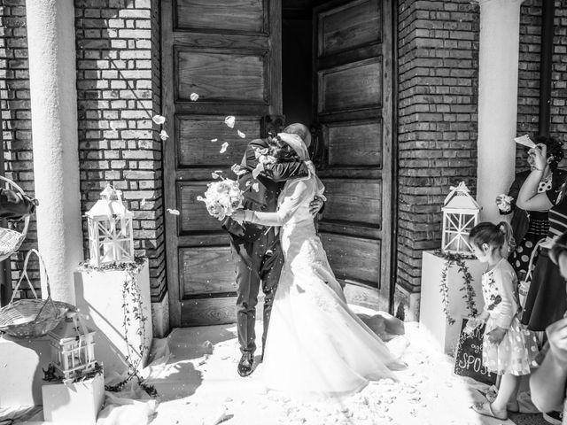 Il matrimonio di Francesco e Romina a Varedo, Monza e Brianza 37