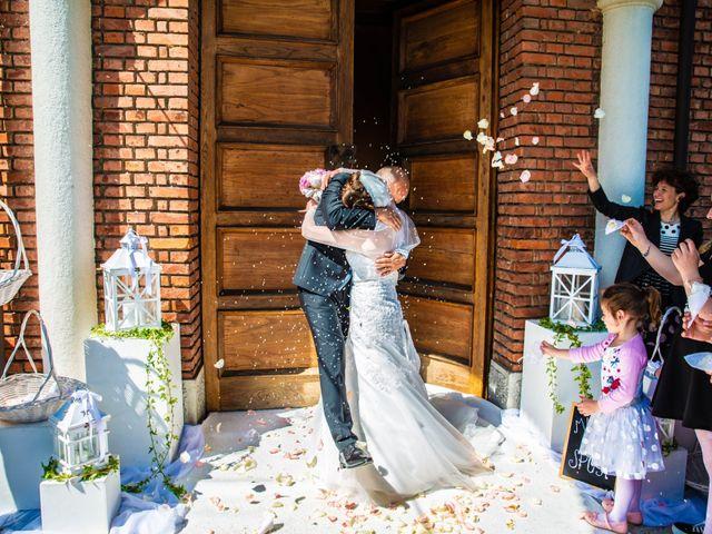 Il matrimonio di Francesco e Romina a Varedo, Monza e Brianza 38