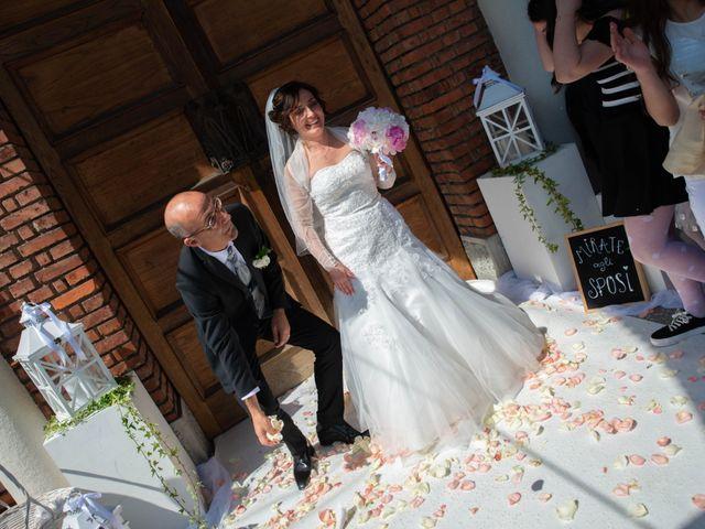 Il matrimonio di Francesco e Romina a Varedo, Monza e Brianza 39