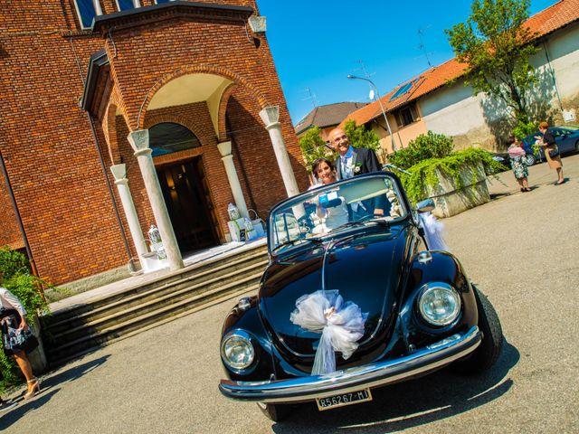 Il matrimonio di Francesco e Romina a Varedo, Monza e Brianza 41