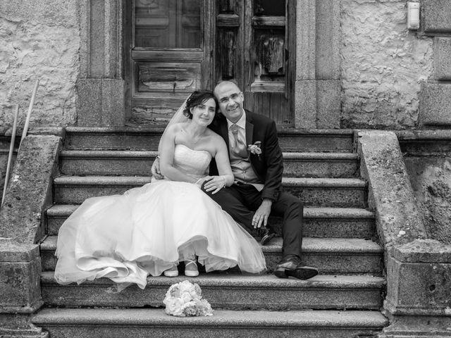 Il matrimonio di Francesco e Romina a Varedo, Monza e Brianza 45