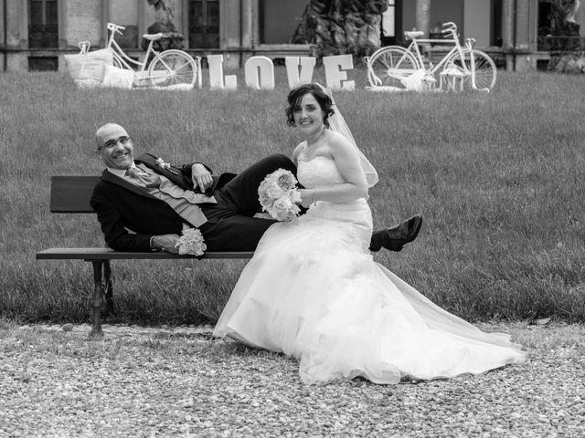 Il matrimonio di Francesco e Romina a Varedo, Monza e Brianza 46
