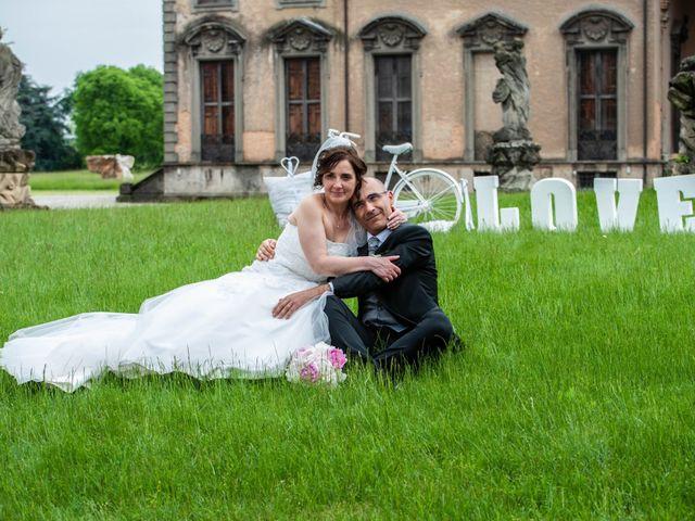Il matrimonio di Francesco e Romina a Varedo, Monza e Brianza 47