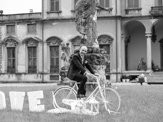 Il matrimonio di Francesco e Romina a Varedo, Monza e Brianza 49