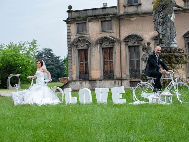 Il matrimonio di Francesco e Romina a Varedo, Monza e Brianza 2