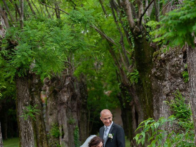 Il matrimonio di Francesco e Romina a Varedo, Monza e Brianza 51