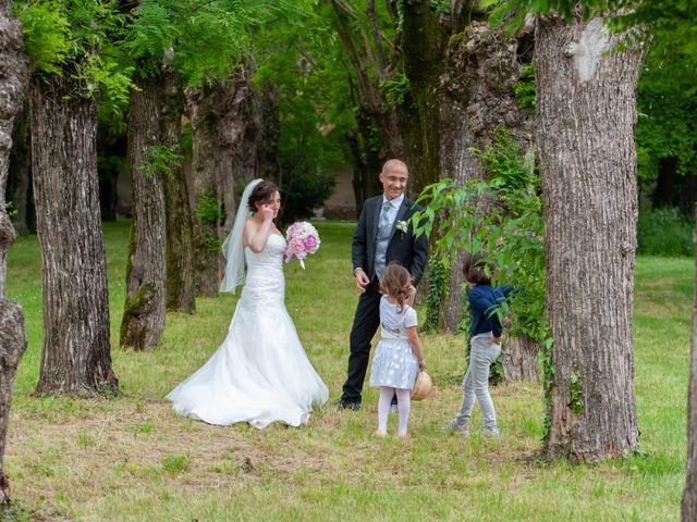 Il matrimonio di Francesco e Romina a Varedo, Monza e Brianza 52