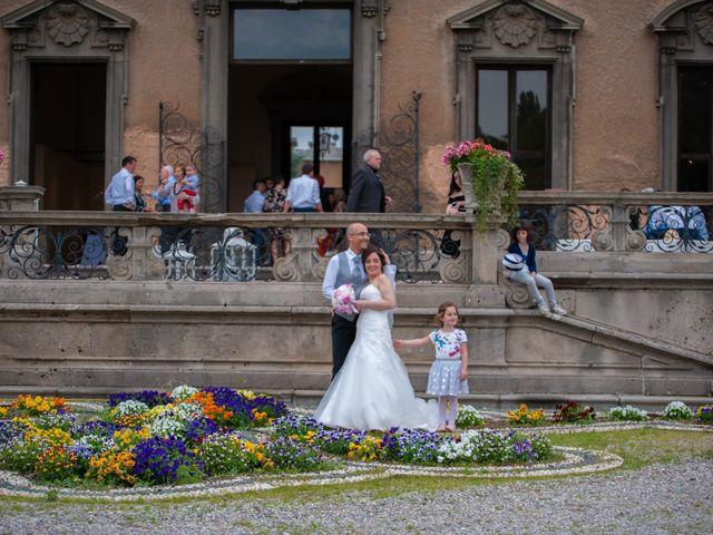 Il matrimonio di Francesco e Romina a Varedo, Monza e Brianza 55