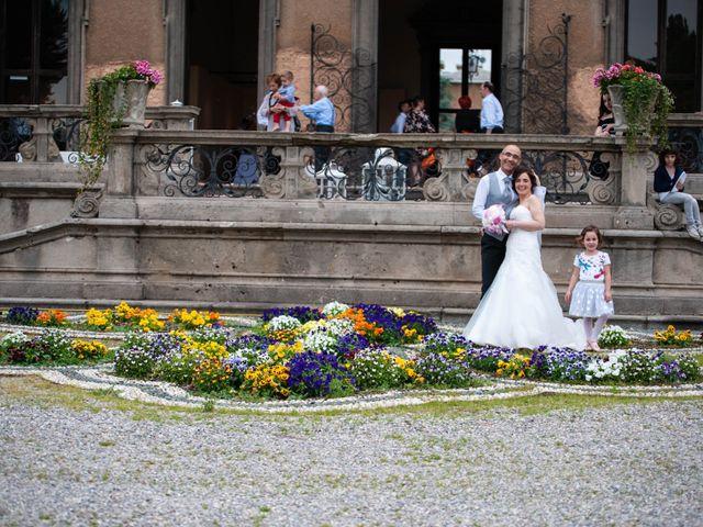 Il matrimonio di Francesco e Romina a Varedo, Monza e Brianza 56