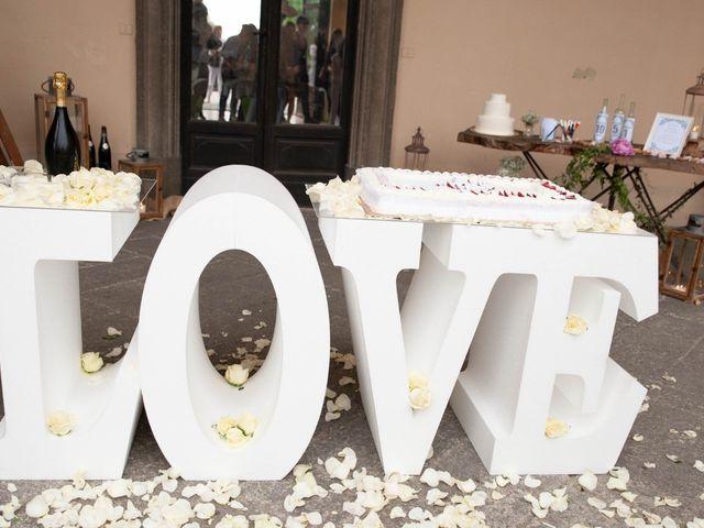Il matrimonio di Francesco e Romina a Varedo, Monza e Brianza 58