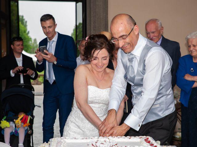 Il matrimonio di Francesco e Romina a Varedo, Monza e Brianza 60
