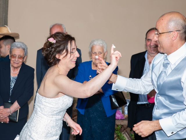 Il matrimonio di Francesco e Romina a Varedo, Monza e Brianza 61