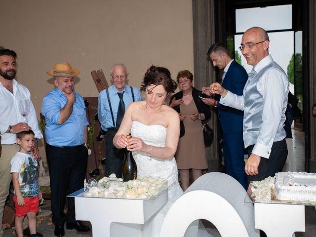 Il matrimonio di Francesco e Romina a Varedo, Monza e Brianza 63
