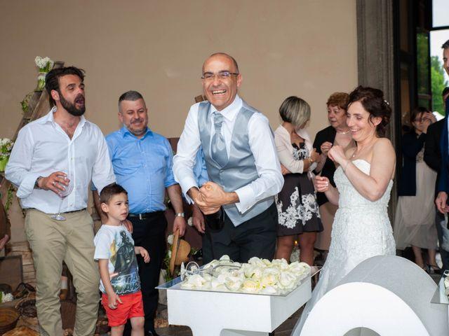 Il matrimonio di Francesco e Romina a Varedo, Monza e Brianza 64
