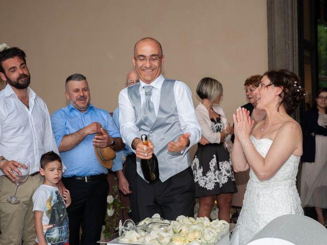 Il matrimonio di Francesco e Romina a Varedo, Monza e Brianza 65