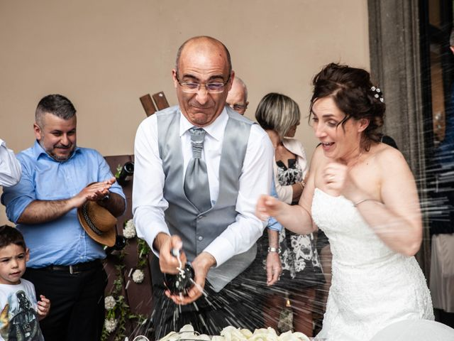 Il matrimonio di Francesco e Romina a Varedo, Monza e Brianza 66