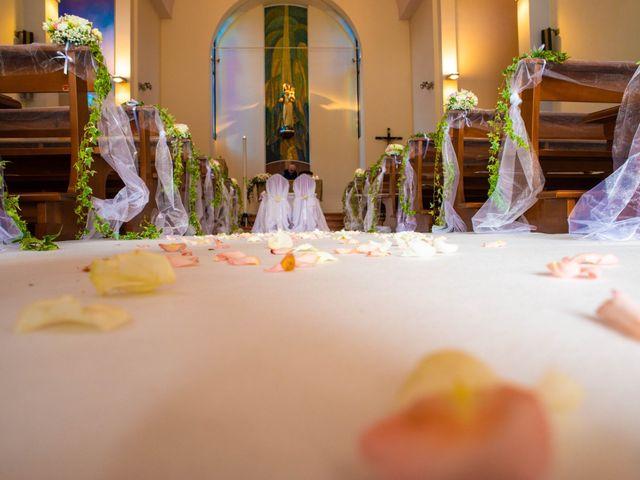 Il matrimonio di Francesco e Romina a Varedo, Monza e Brianza 72