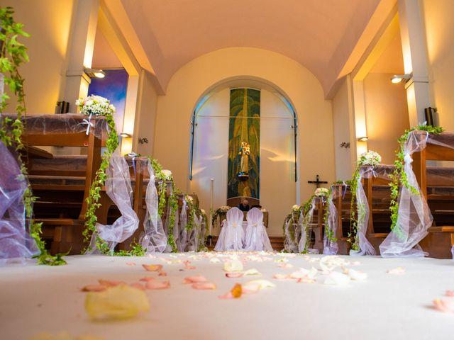 Il matrimonio di Francesco e Romina a Varedo, Monza e Brianza 74