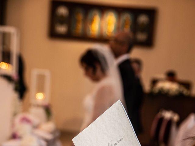 Il matrimonio di Francesco e Romina a Varedo, Monza e Brianza 75