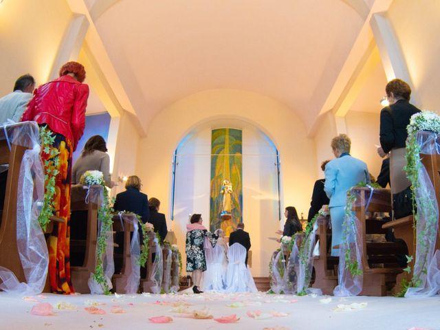 Il matrimonio di Francesco e Romina a Varedo, Monza e Brianza 76