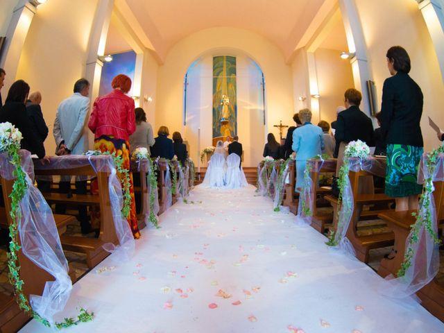 Il matrimonio di Francesco e Romina a Varedo, Monza e Brianza 77