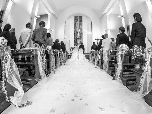 Il matrimonio di Francesco e Romina a Varedo, Monza e Brianza 78