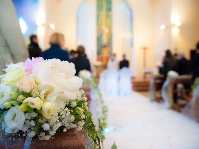 Il matrimonio di Francesco e Romina a Varedo, Monza e Brianza 79