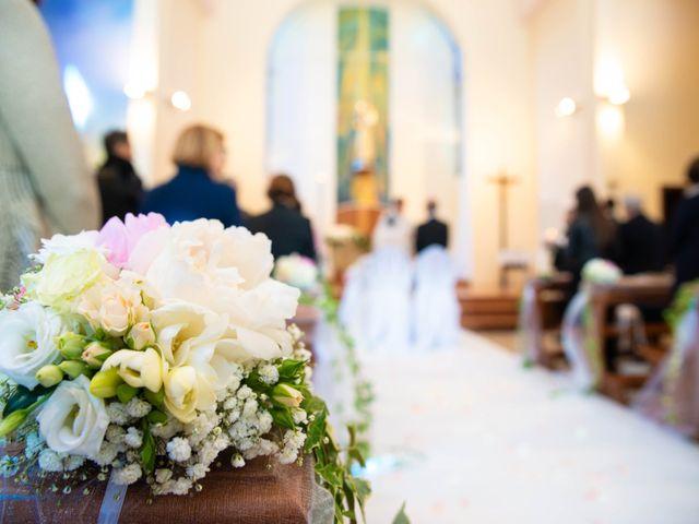 Il matrimonio di Francesco e Romina a Varedo, Monza e Brianza 80