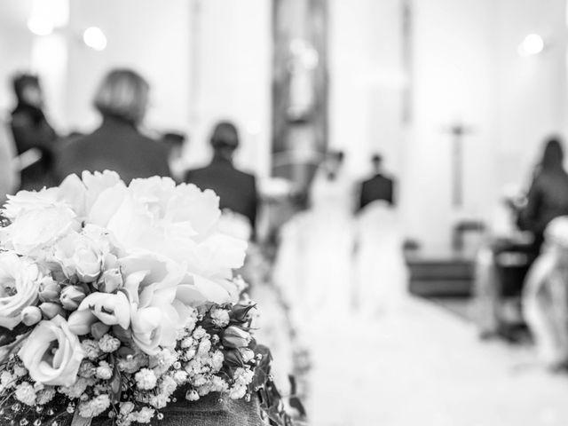 Il matrimonio di Francesco e Romina a Varedo, Monza e Brianza 81