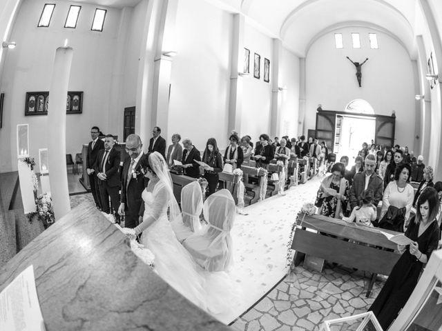 Il matrimonio di Francesco e Romina a Varedo, Monza e Brianza 82