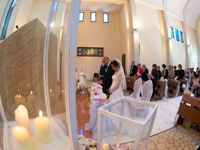 Il matrimonio di Francesco e Romina a Varedo, Monza e Brianza 83