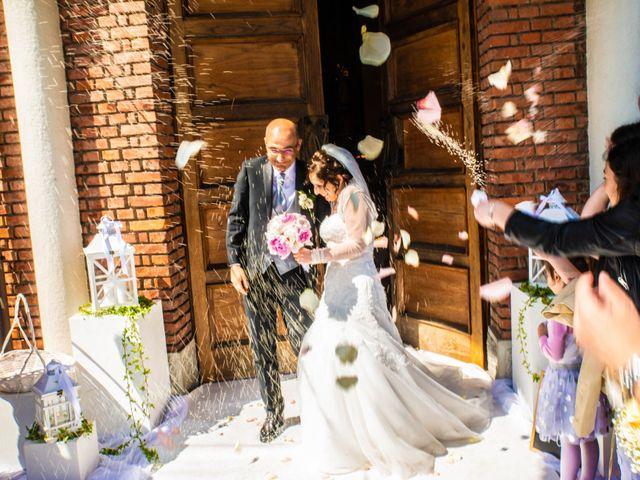 Il matrimonio di Francesco e Romina a Varedo, Monza e Brianza 84