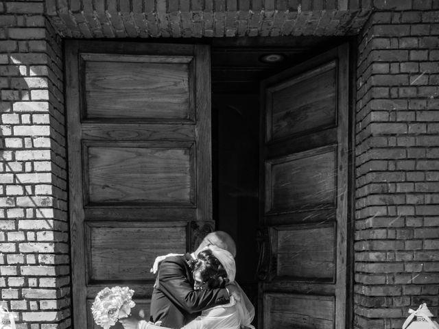 Il matrimonio di Francesco e Romina a Varedo, Monza e Brianza 85