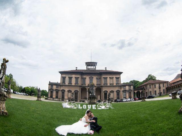 Il matrimonio di Francesco e Romina a Varedo, Monza e Brianza 90