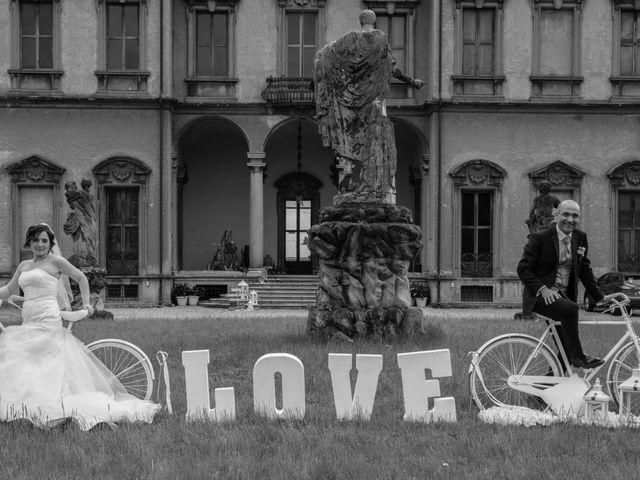 Il matrimonio di Francesco e Romina a Varedo, Monza e Brianza 92