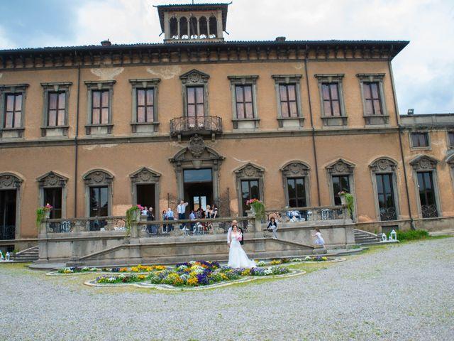 Il matrimonio di Francesco e Romina a Varedo, Monza e Brianza 93
