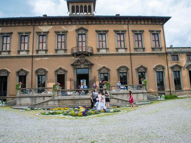 Il matrimonio di Francesco e Romina a Varedo, Monza e Brianza 94