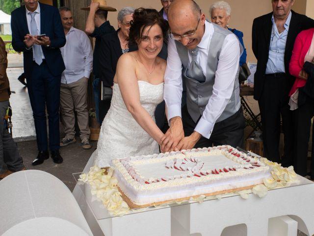 Il matrimonio di Francesco e Romina a Varedo, Monza e Brianza 96