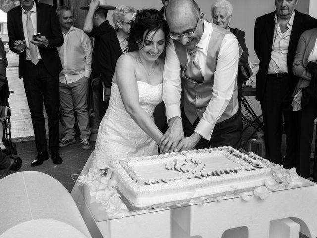 Il matrimonio di Francesco e Romina a Varedo, Monza e Brianza 97