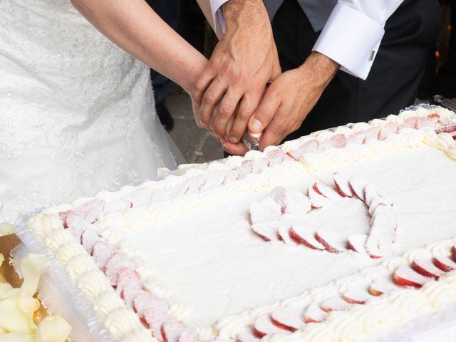 Il matrimonio di Francesco e Romina a Varedo, Monza e Brianza 98