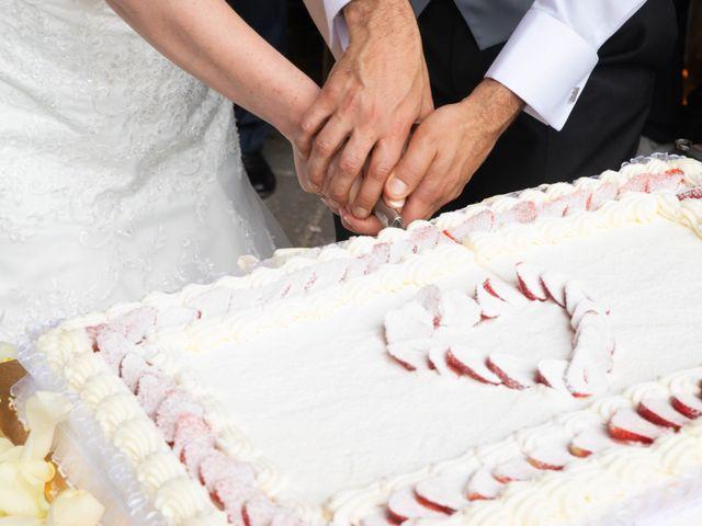 Il matrimonio di Francesco e Romina a Varedo, Monza e Brianza 99
