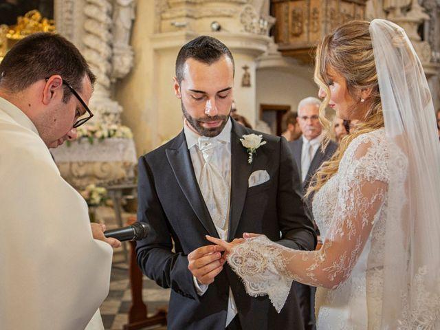 Il matrimonio di Fabio e Valentina a Lecce, Lecce 20