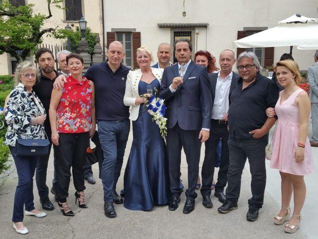 Il matrimonio di Ghidini e Sonia a Pozzolengo, Brescia 6
