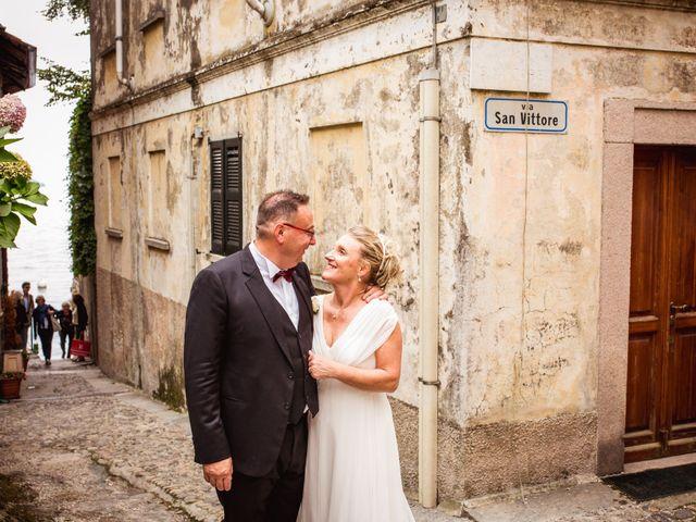 Le nozze di Petra e Maurizio