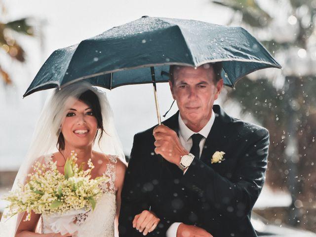 Il matrimonio di Vincenzo e Maria Chiara a Racale, Lecce 6