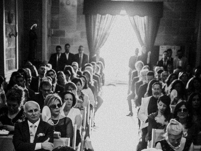 Il matrimonio di Vincenzo e Maria Chiara a Racale, Lecce 10