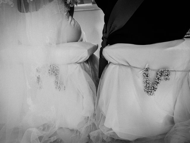 Il matrimonio di Vincenzo e Maria Chiara a Racale, Lecce 11