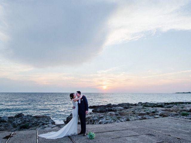 Il matrimonio di Vincenzo e Maria Chiara a Racale, Lecce 12