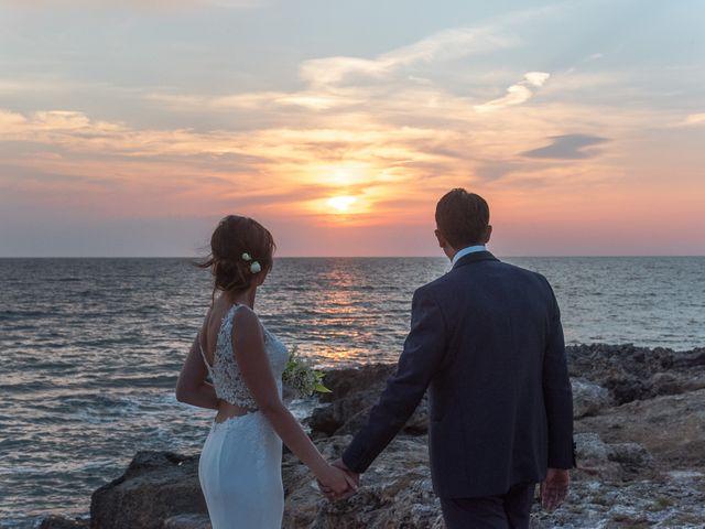 Il matrimonio di Vincenzo e Maria Chiara a Racale, Lecce 16